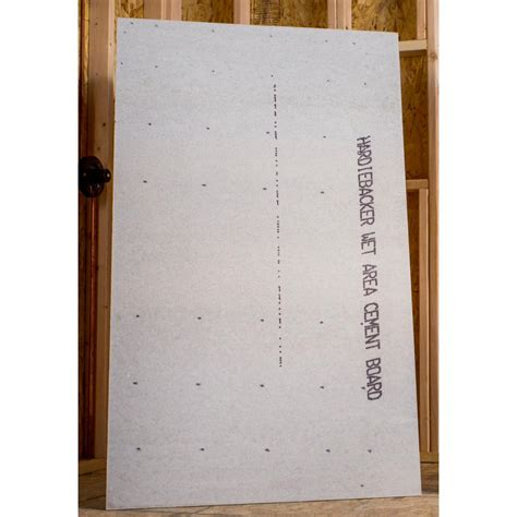 hardie hardiebacker 3 ft x 5 ft x 0 42 in cement