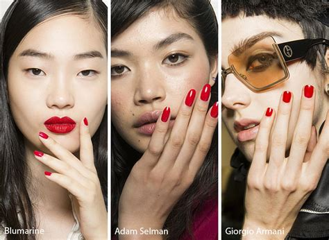 Nail Trends Summer 2018