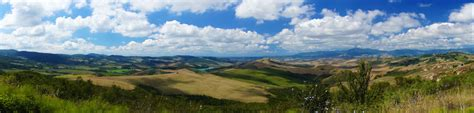 Landscape Photography Best Aperture Elevation Of Piancastagnaio Province Of Siena Italy
