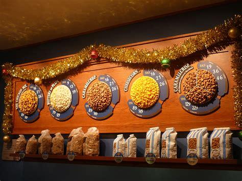 Popcorn Garrett Caramel Crisp Size L my my garrett popcorn klcc