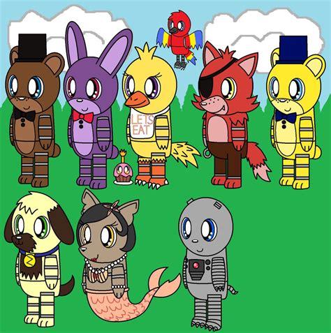fnaf fan game creator fnaf world fnaf 1 adventure animatronics by