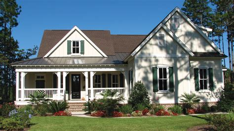 country house plans and country designs at