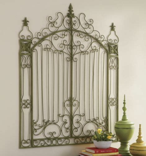 Garden Gate Decor with Beautiful Garden Gate House And Home Pinterest