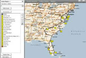 east coast florida map cities beaches on the east coast