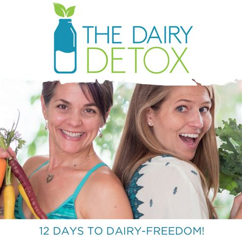 Detoxing Your Fro Dairy by Detoxing From Dairy With Cehn And Allison Rivers