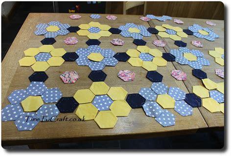 Patchwork Paper Templates - patchwork paper templates hexagon patterns