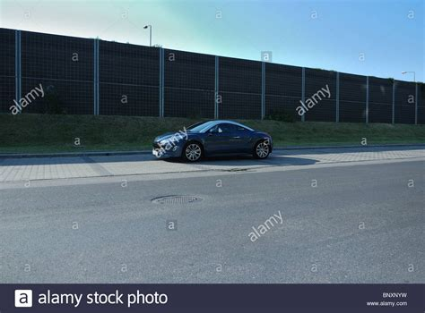 peugeot two door car peugeot rcz stock photos peugeot rcz stock images alamy