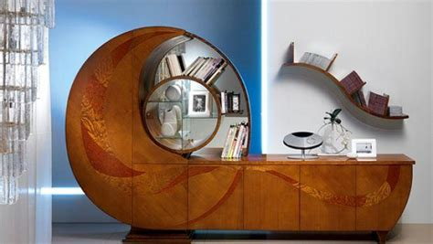libreria a spirale librerie a spirale per un arredo creativo