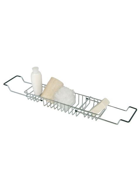 accessoires baignoire pont de baignoire en m 233 tal chrom 233 homebain vente en