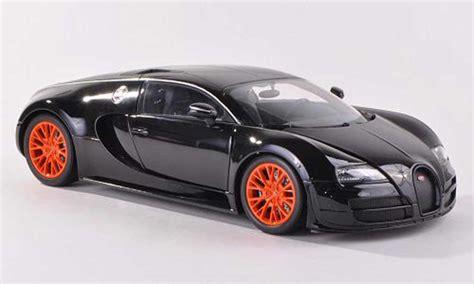 Bugatti Veyron Model Car 1 43 Scale 2005 Blue Ixo Atlas 2891011 Mythiq bugatti veyron sport black 2011 minichs diecast