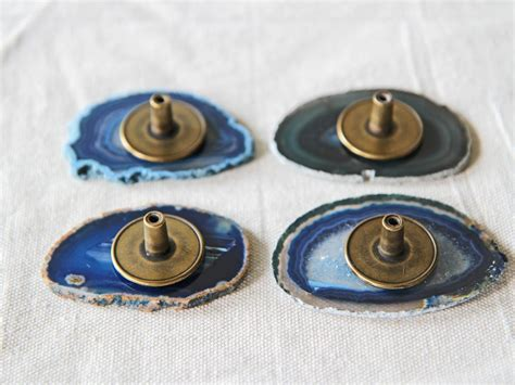agate stone drawer pulls how to make agate knobs danmade dan faires make