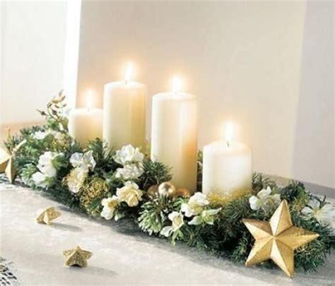 addobbi con candele 17 migliori idee su composizioni con candele su