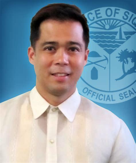 isabelle daza responds to vice gov dingdong avanzados request image gallery dingdong avanzado