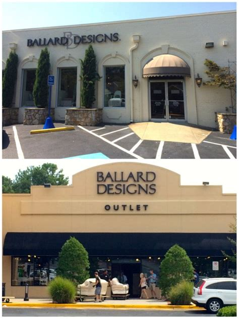 ballard designs store ballard design outlet store locations vera bradley outlet