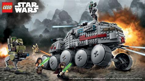 Lego 75151 Wars Clone Turbo Tank Starwars Original Mainan 75151 clone turbo tank wallpapers lego 174 wars activities wars lego
