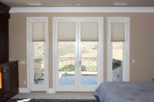 cellular blinds for doors glass door coverings giving privacy homesfeed