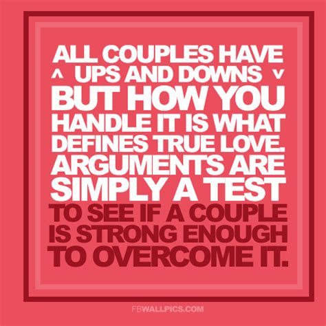 ups and downs and all that stuff books all couples ups and downs relationship quote