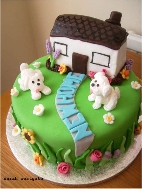 new home cake cake ideas