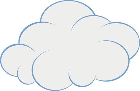 clipart cloud cloud clip at clker vector clip