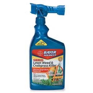 bayer 704080a all in one lawn weed crabgrass killer 32