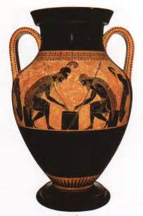 Ancient Greece Vase Painting by Ancient Vase Vases Sale