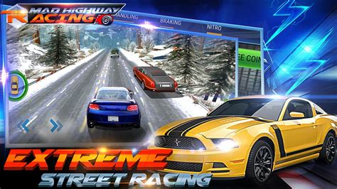 game balapan mobil mod apk game balap mobil offline android mad 3d highway racing mod