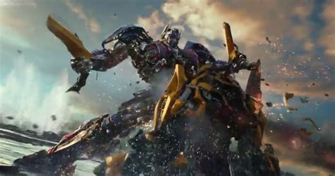 s day hd part 1 optimus prime towers bumblebee in new transformers
