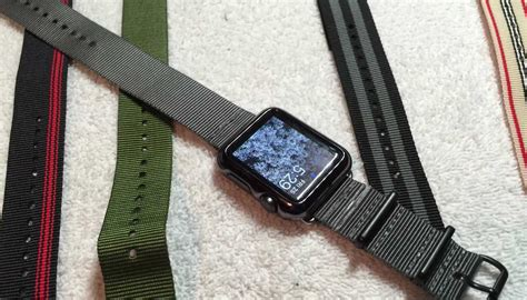 wallpaper apple watch nylon make your own nylon apple watch band for 5 cult of mac