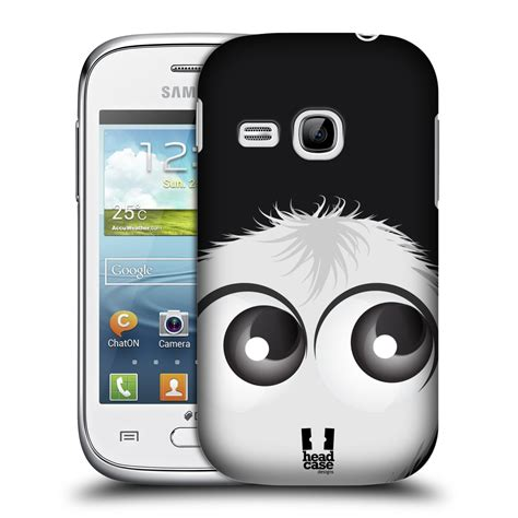 Flip Cover Samsung 6310 New designs fuzzballs cover for samsung galaxy