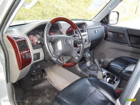 montero sport 2014 pictures interior autos weblog