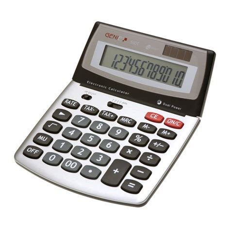 Calculator Joyko 12 Digits Standard Desktop Calculator digital lcd calculator 12 digit pocket size desktop desk