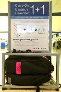 carry on luggage size united airlines airline carry on baggage templates does anyone measure