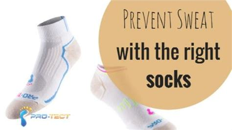 Somewhat On The Subject Of Sweat by Socks To Keep The Sweat Away Pro Tect Copper Socks