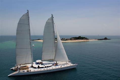 catamaran charter france catamaran douce france luxury sailing yacht charter