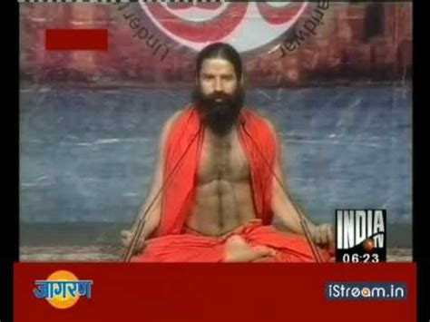 yoga tutorial by baba ramdev kapalbhati pranayama by swami ramdev onlymyhealth com