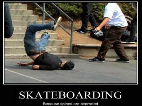 Funny Skateboard Memes - 26 best images about sport accidents on pinterest