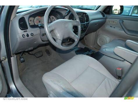 oak interior 2001 toyota sequoia sr5 photo 59336020