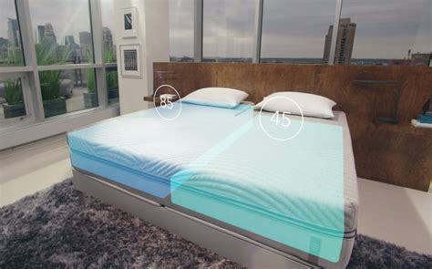 smart beds smart bed can adjust sleepers bodies to stop snoring