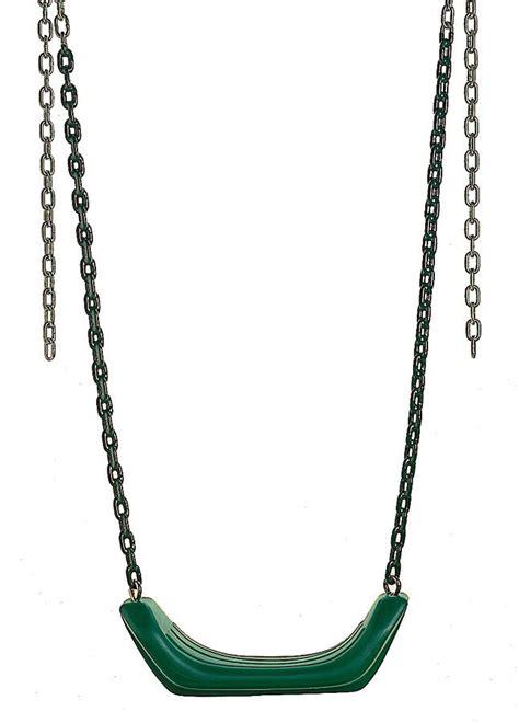 chain swing komfort swing seat with chain swingsetmall com