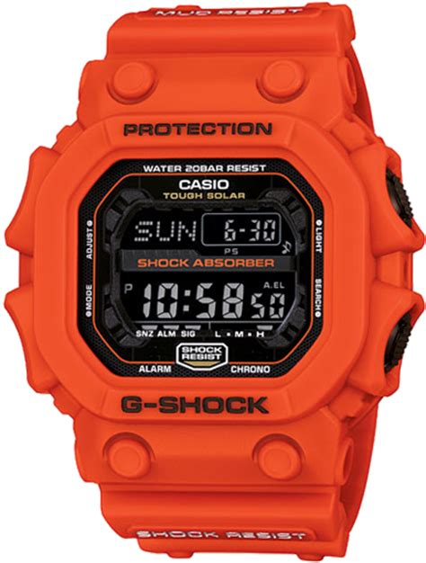 Tali Jam Casio G 9100 G 9100 G9100 Rubber Hitam orange g shock db