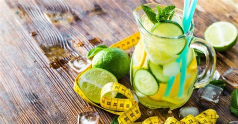 Easy Cheap Detox Recipes by Cheap Diets The Yummiest Detox Water Recipes To Try
