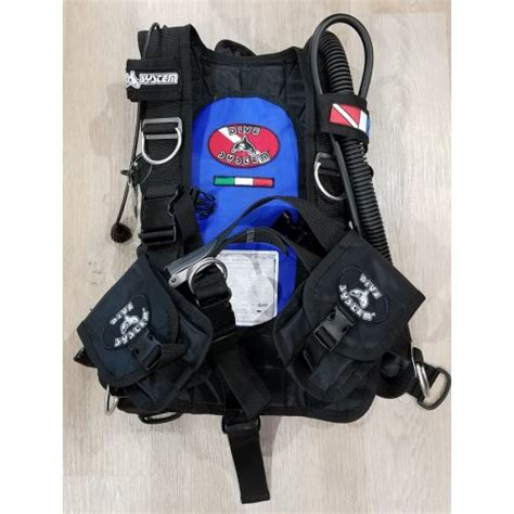 dive system dive system bcd key travel light weight back volume bcd
