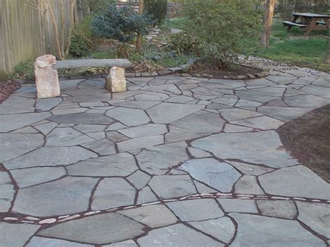 Flagstone Pavers Patio Precautions To Take Flagstone Pavers Decorifusta