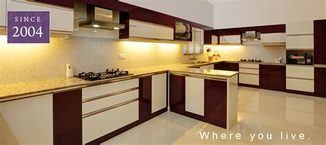 modular kitchen in kerala cochin trivandrum calicut kottayam thrissur kannur kerala home interiors design modular kitchen packages by