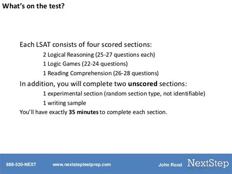 lsat experimental section lsat strategies next step test preparation