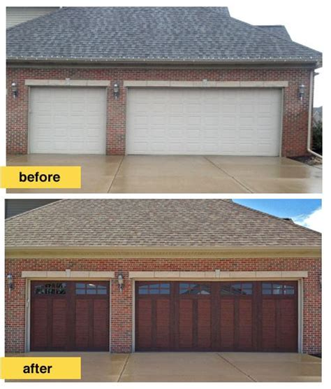 Faux Wood Carriage Style Garage 25 Best Ideas About Steel Garage On Metal Shop Building Steel Sheds And Steel