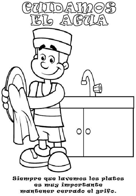 mi coleccin de dibujos mi colecci 243 n de dibujos cuidemos el agua water pinterest