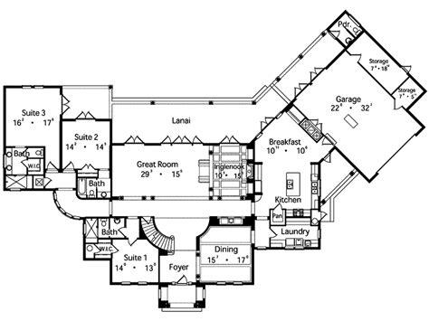 floridian house plans crescent beach florida home plan 047d 0067 house plans