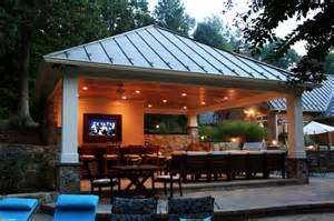 Pavilion pool house plans together with outdoor pool cabana designs