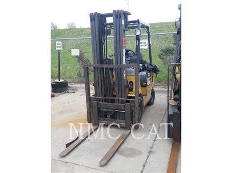 Caterpillar Mitsubishi Safety caterpillar gp18 1998 heavy equipment sale 933647